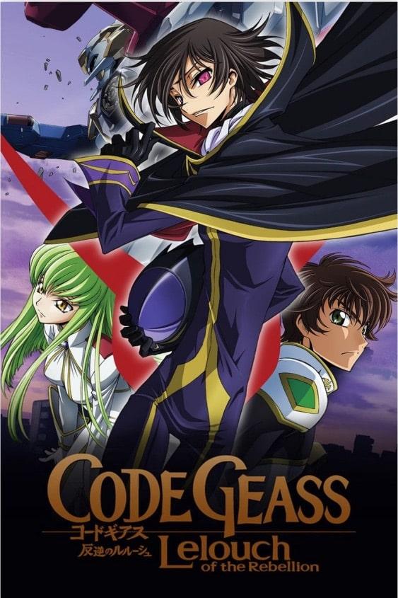 code geass introduction