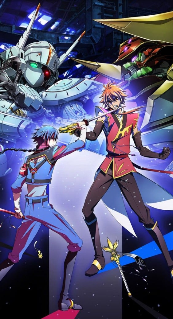 lelouch of the rebellion r2