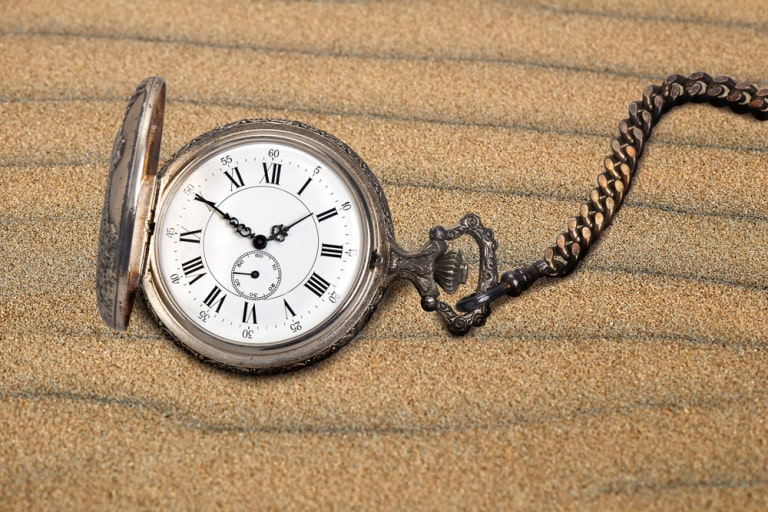 actual value of an elgin pocket watch
