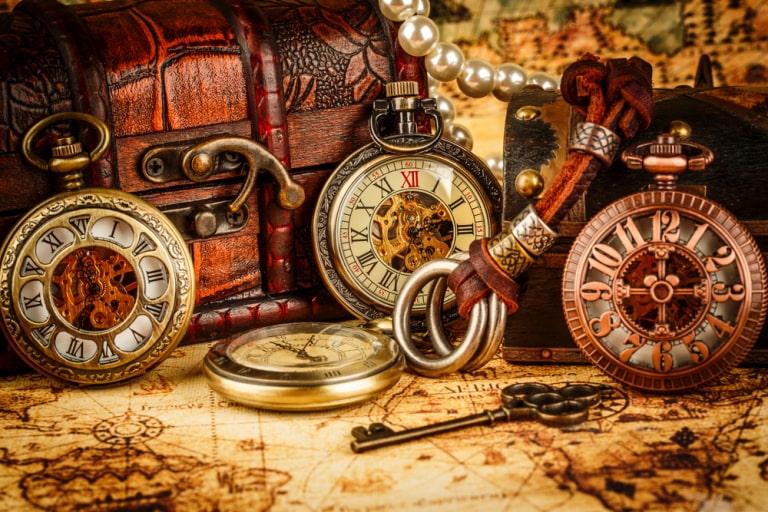 identifying an elgin watch model